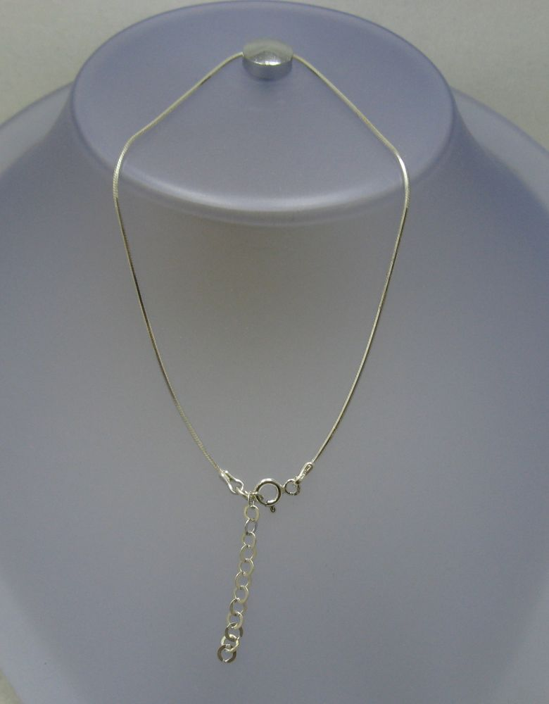 Silver anklet - B000129