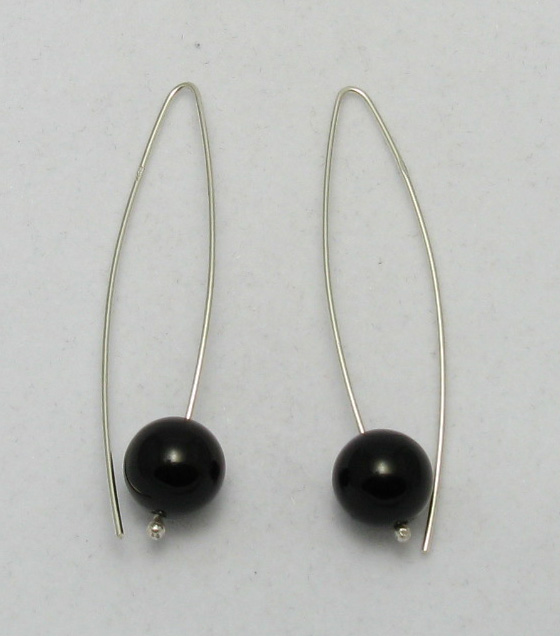 Silver earrings - E000004O12