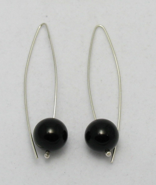 Silver earrings - E000004O14