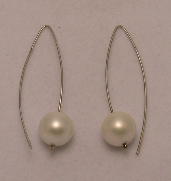 Silver earrings - E000004P18