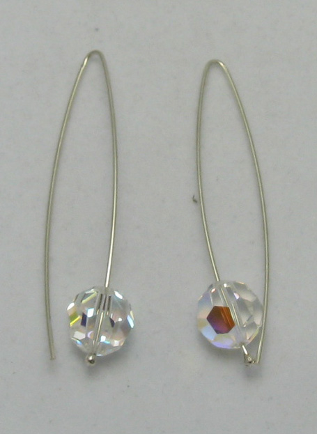 Silver earrings - E000004SW12