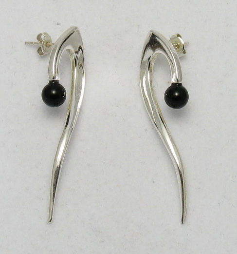 Silver earrings - E000007O6