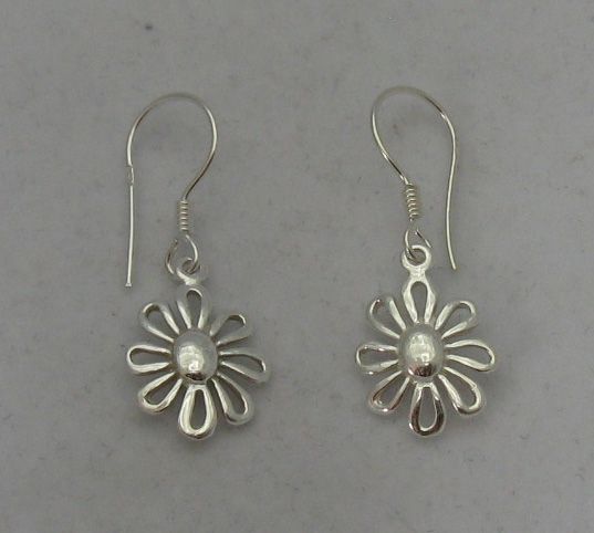 Silver earrings - E000009