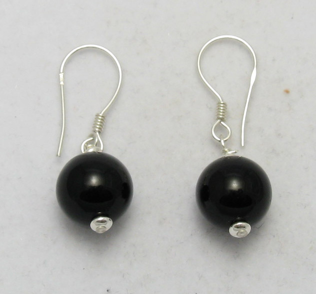 Silver earrings - E000019O