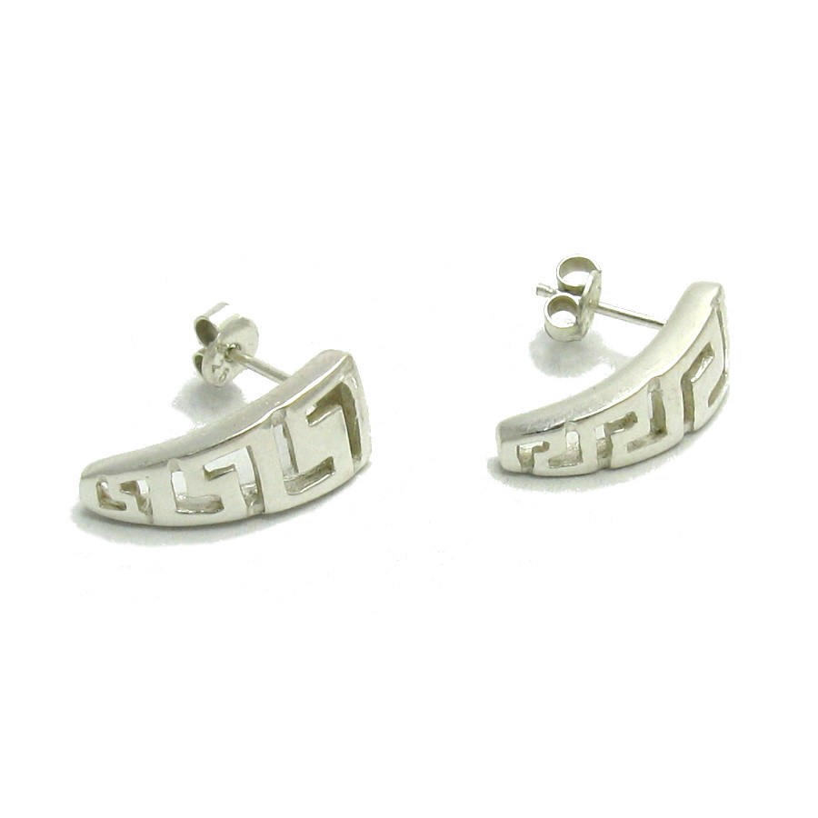 Silver earrings - E000034