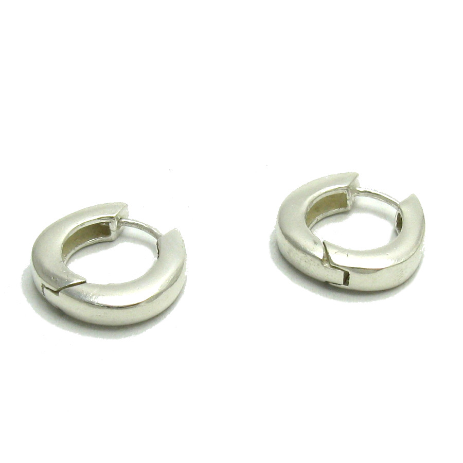 Silver earrings - E000049