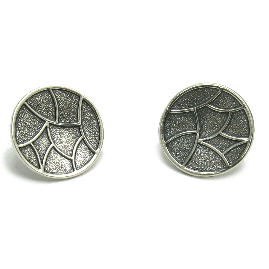 Silver earrings - E000067