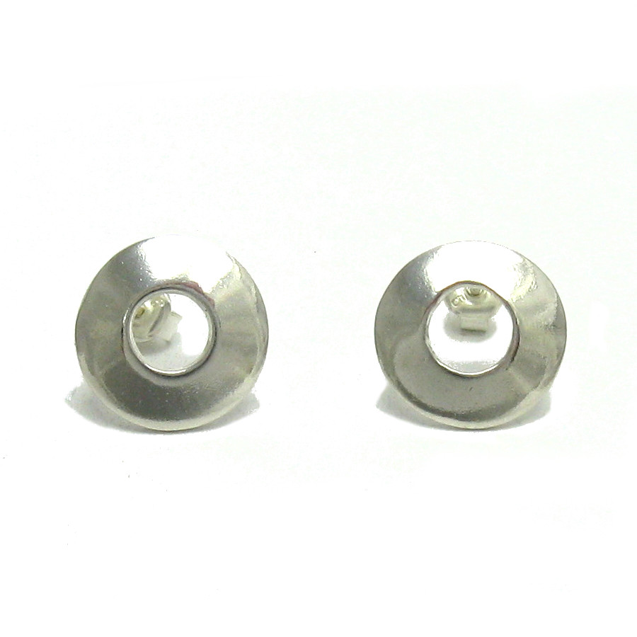 Silver earrings - E000099