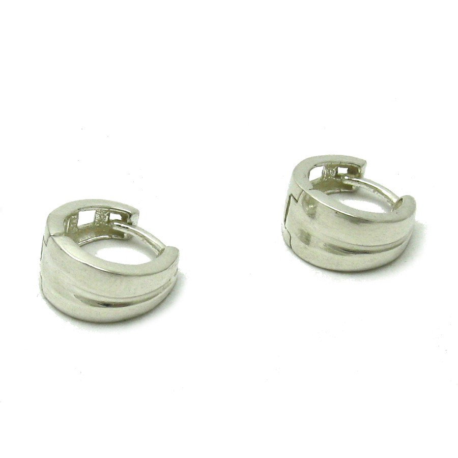Silver earrings - E000103