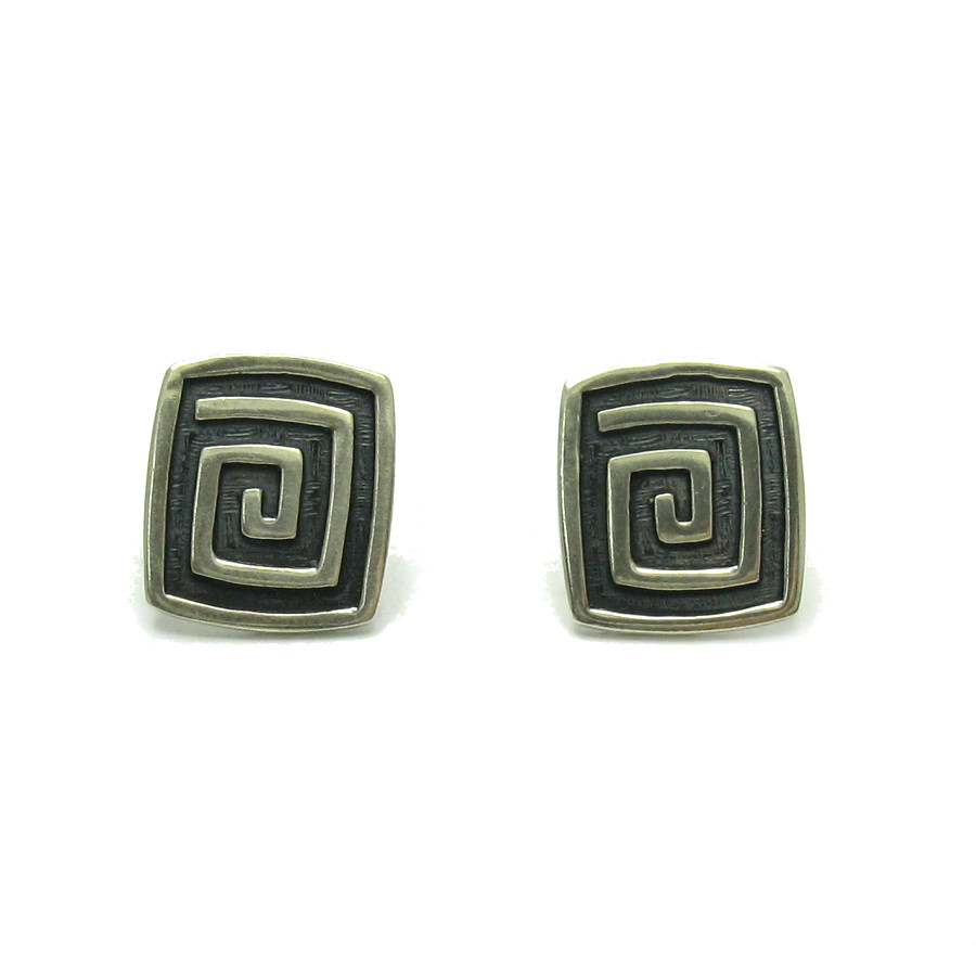 Silver earrings - E000130