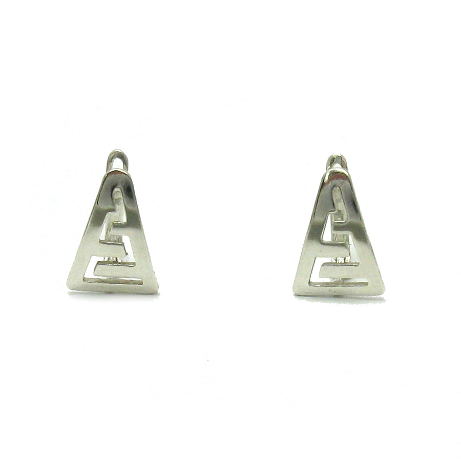 Silver earrings - E000136
