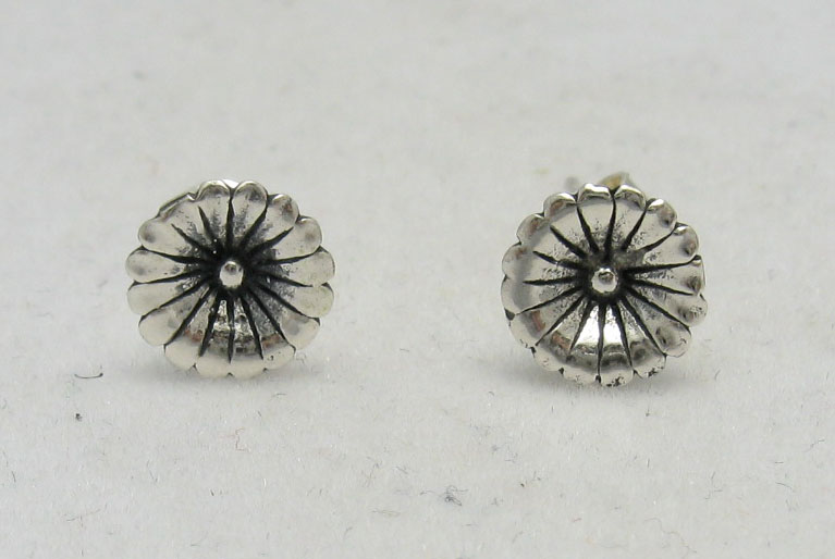 Silver earrings - E000241