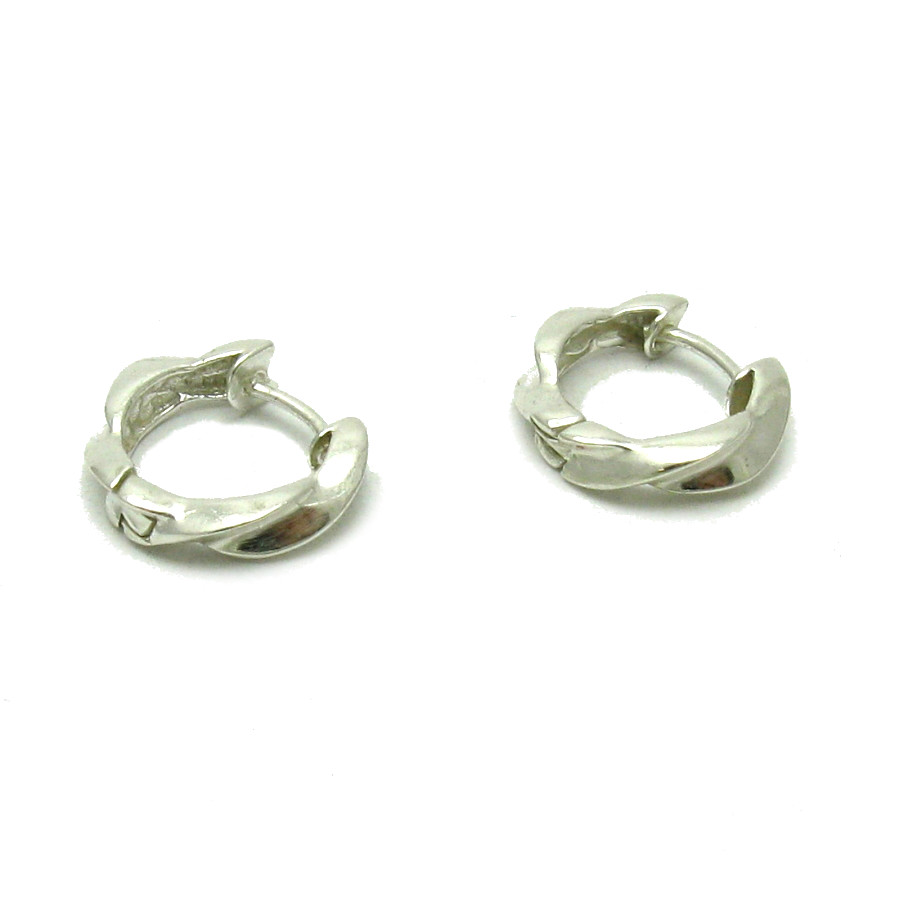 Silver earrings - E000260