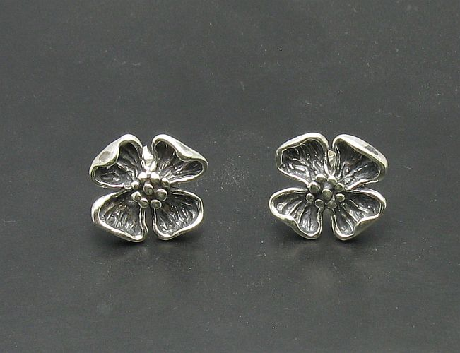 Silver earrings - E000300