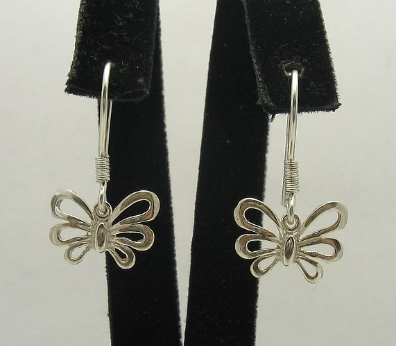 Silver earrings - E000390