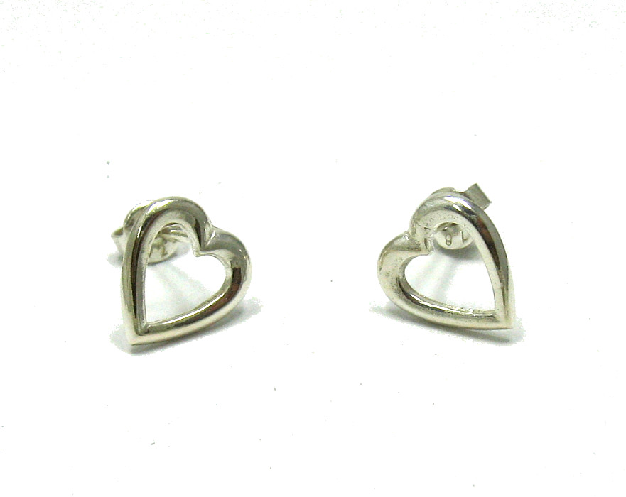 Silver earrings - E000472