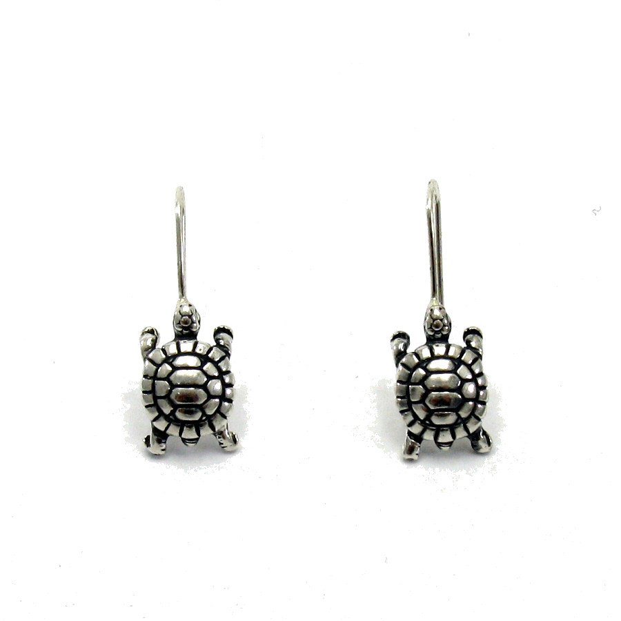Silver earrings - E000474