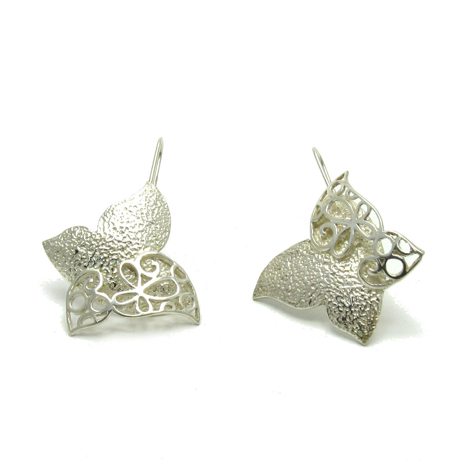 Silver earrings - E000517