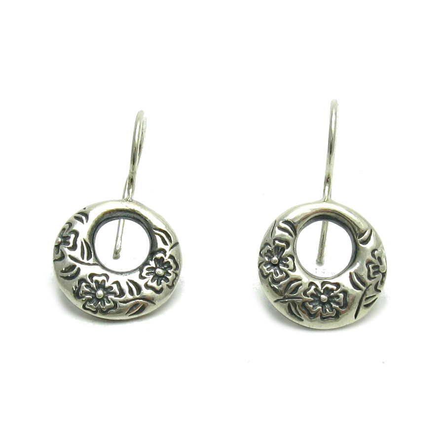 Silver earrings - E000518