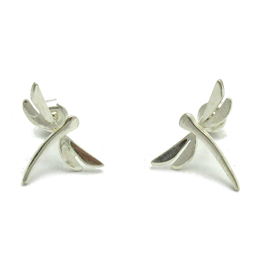 Silver earrings - E000524