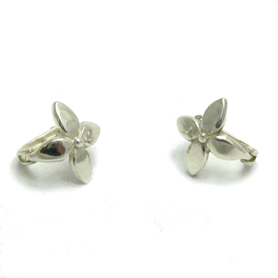 Silver earrings - E000525