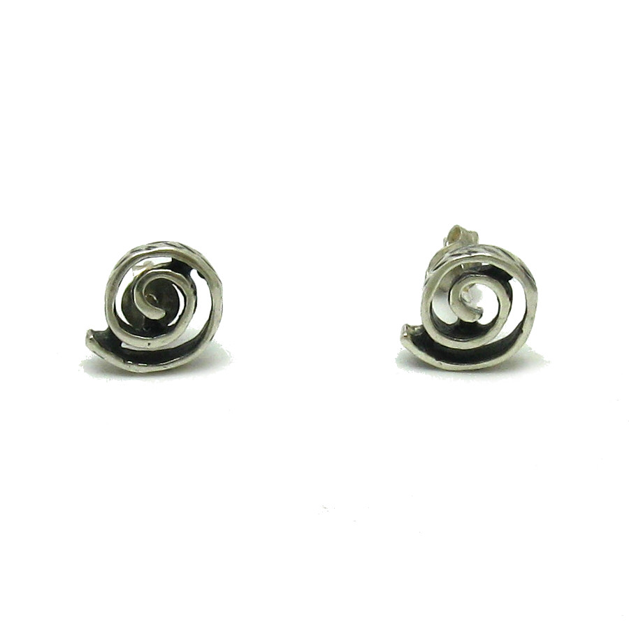 Silver earrings - E000544