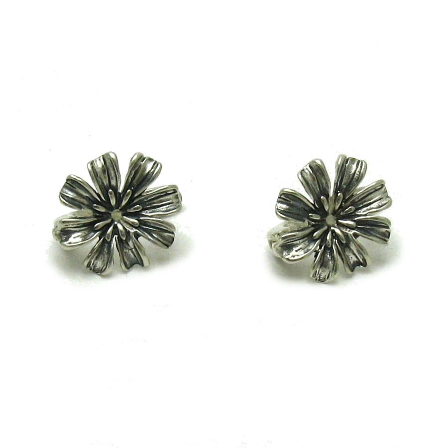 Silver earrings - E000552