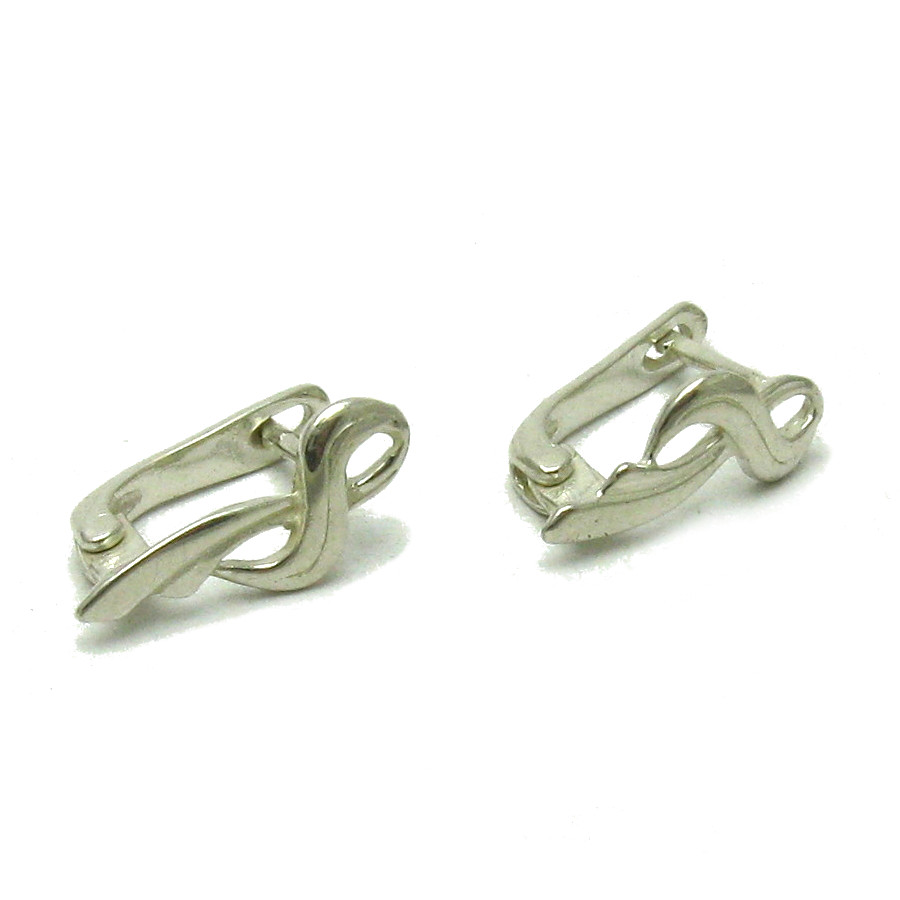Silver earrings - E000553