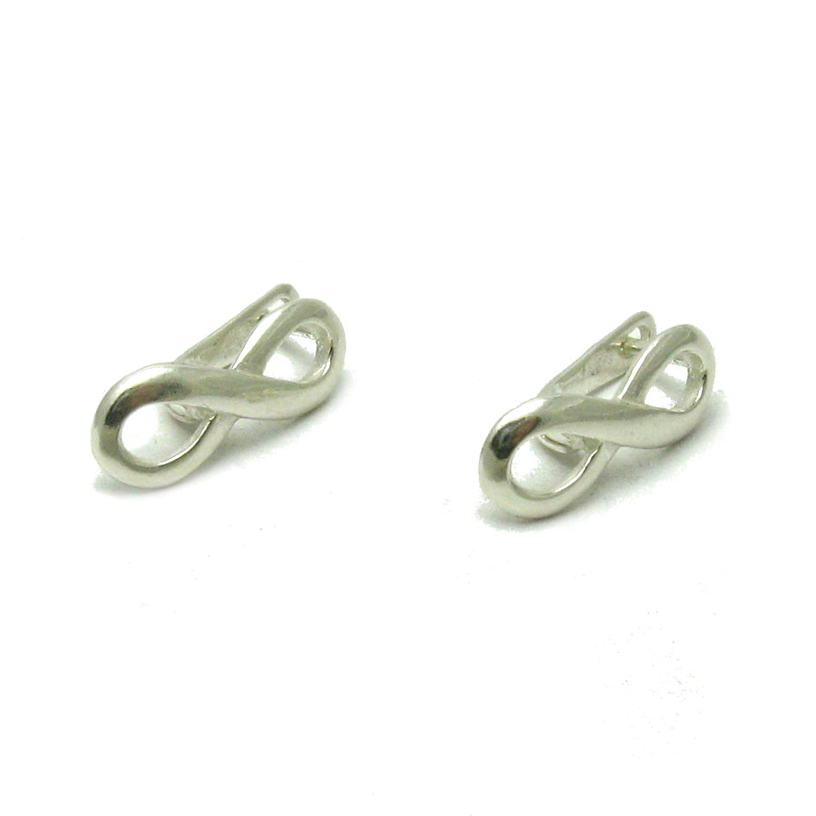 Silver earrings - E000560