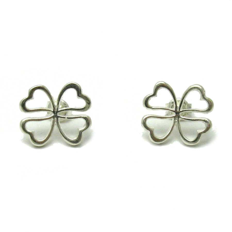 Silver earrings - E000566