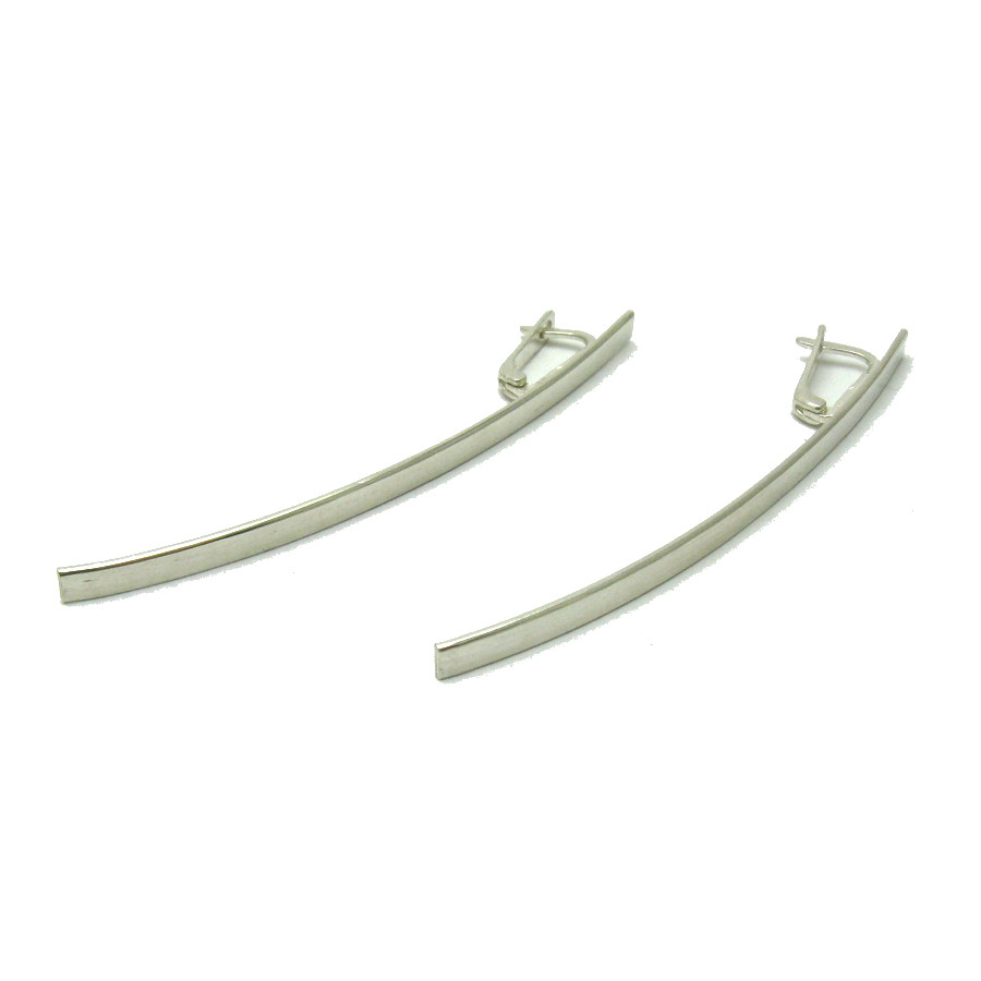 Silver earrings - E000571