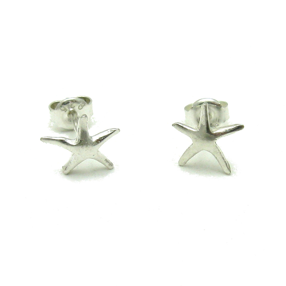 Silver earrings - E000585
