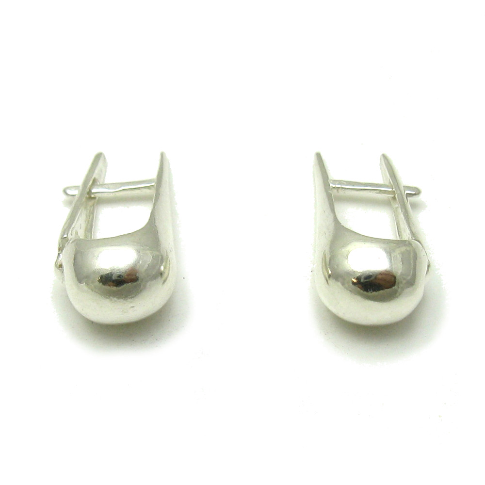 Silver earrings - E000588