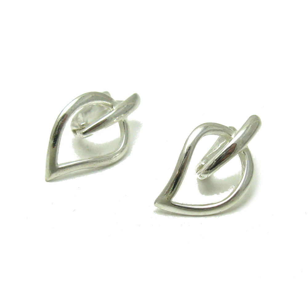 Silver earrings - E000589