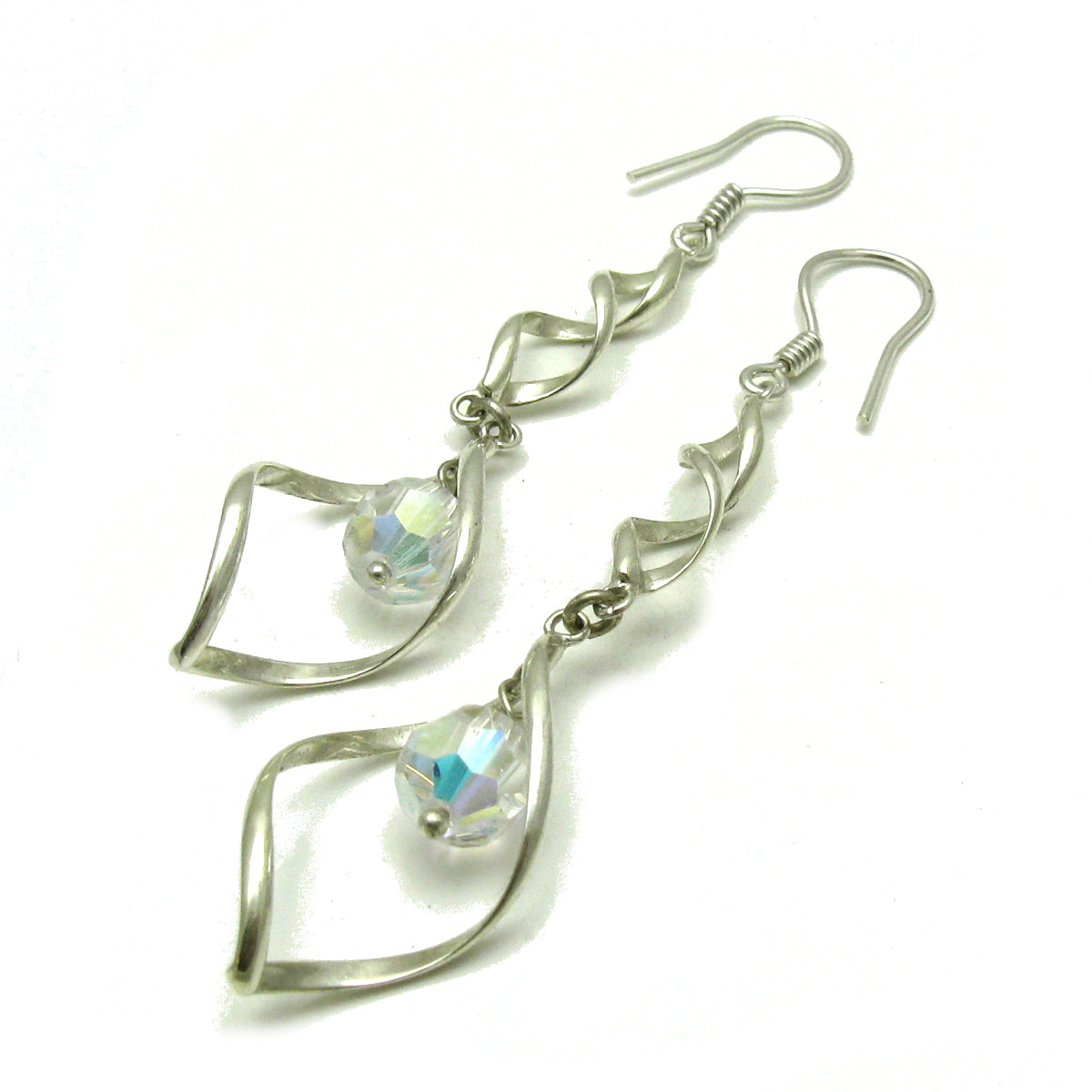 Silver earrings - E000592