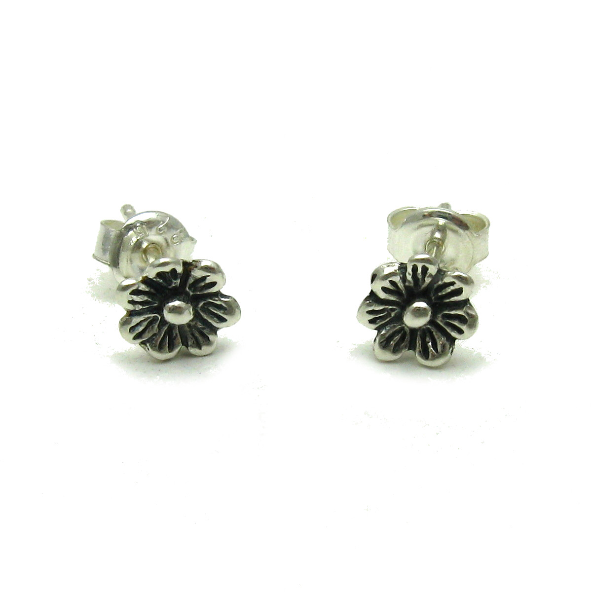 Silver earrings - E000593