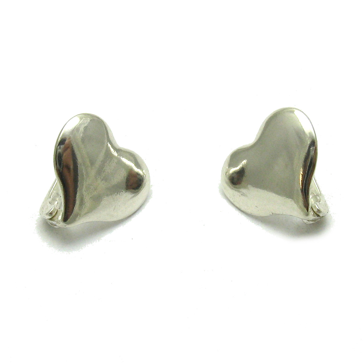 Silver earrings - E000605