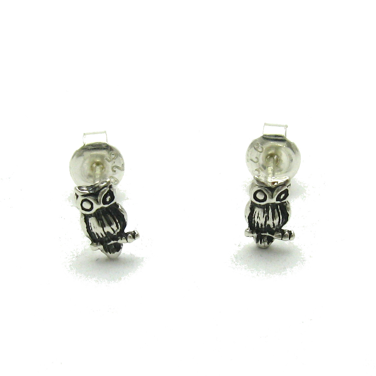 Silver earrings - E000606