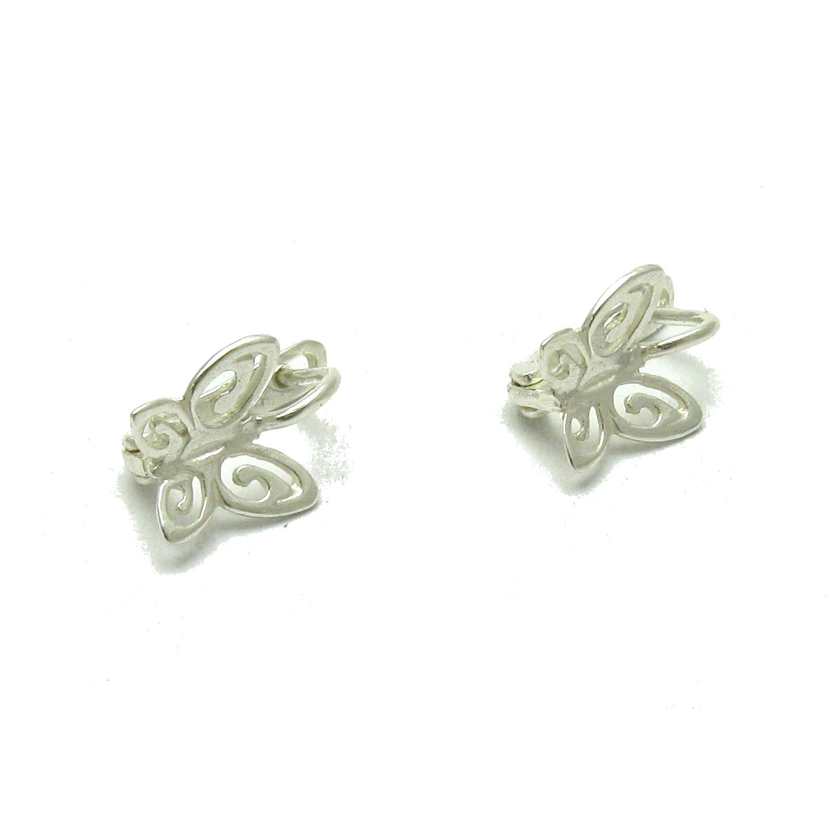 Silver earrings - E000620