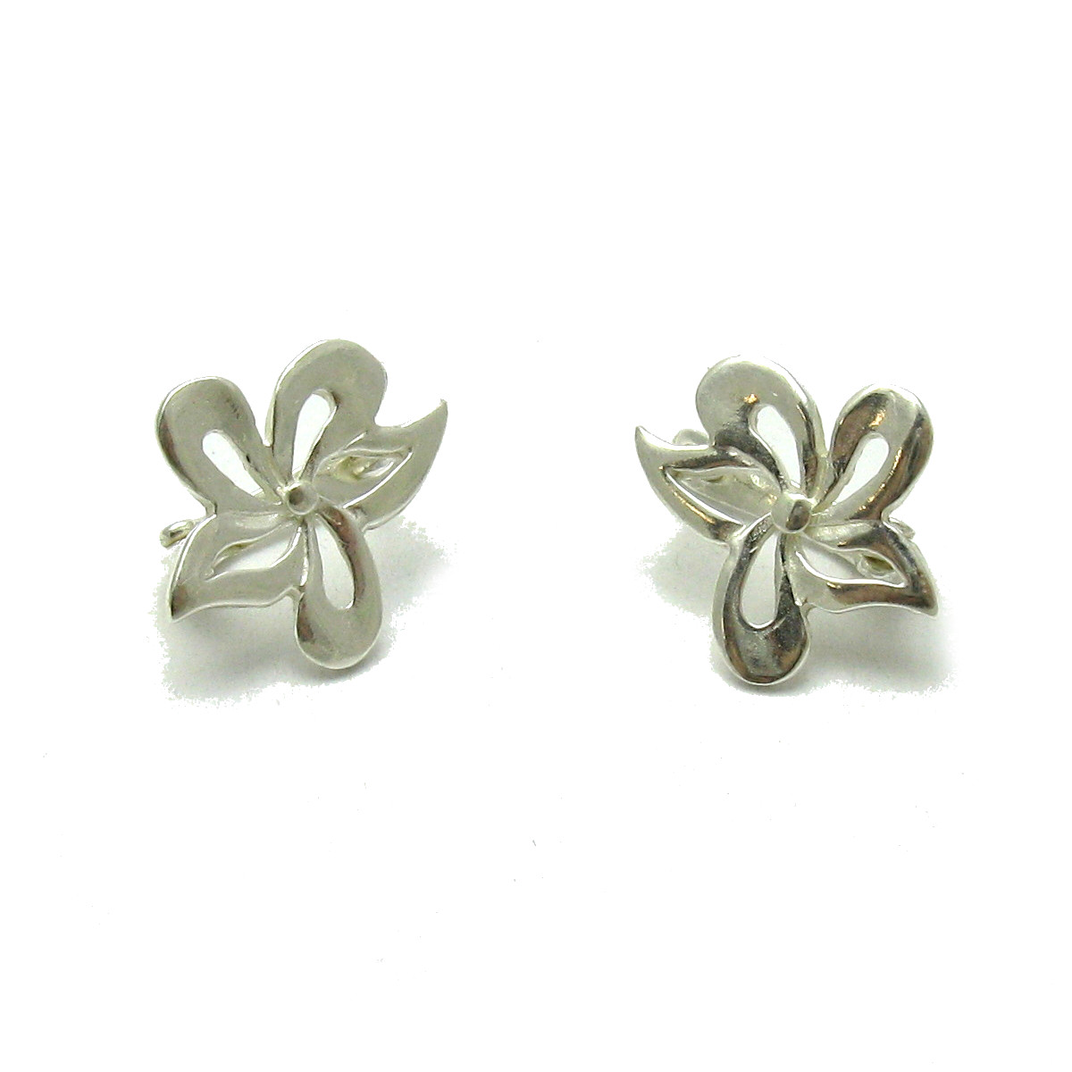 Silver earrings - E000622