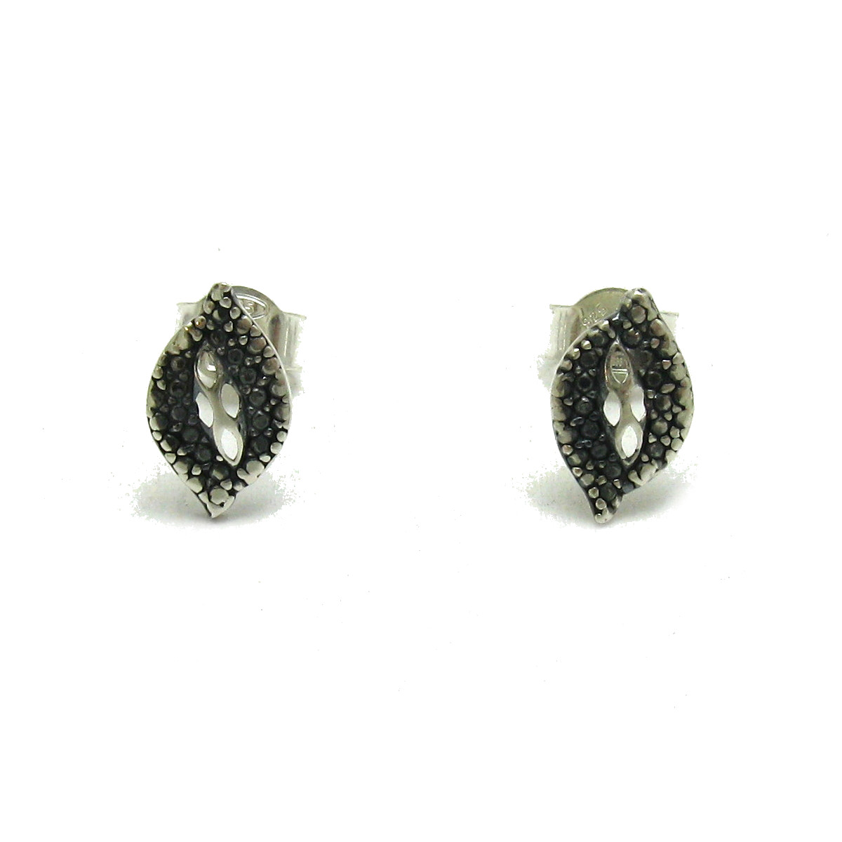 Silver earrings - E000626