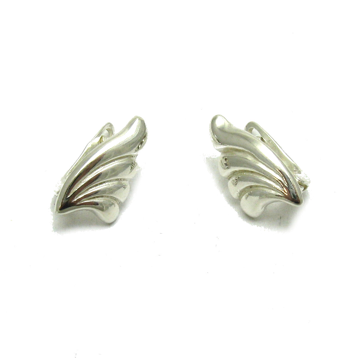 Silver earrings - E000632