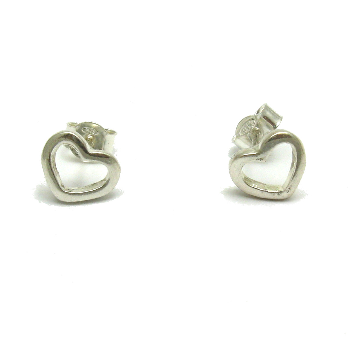 Silver earrings - E000641
