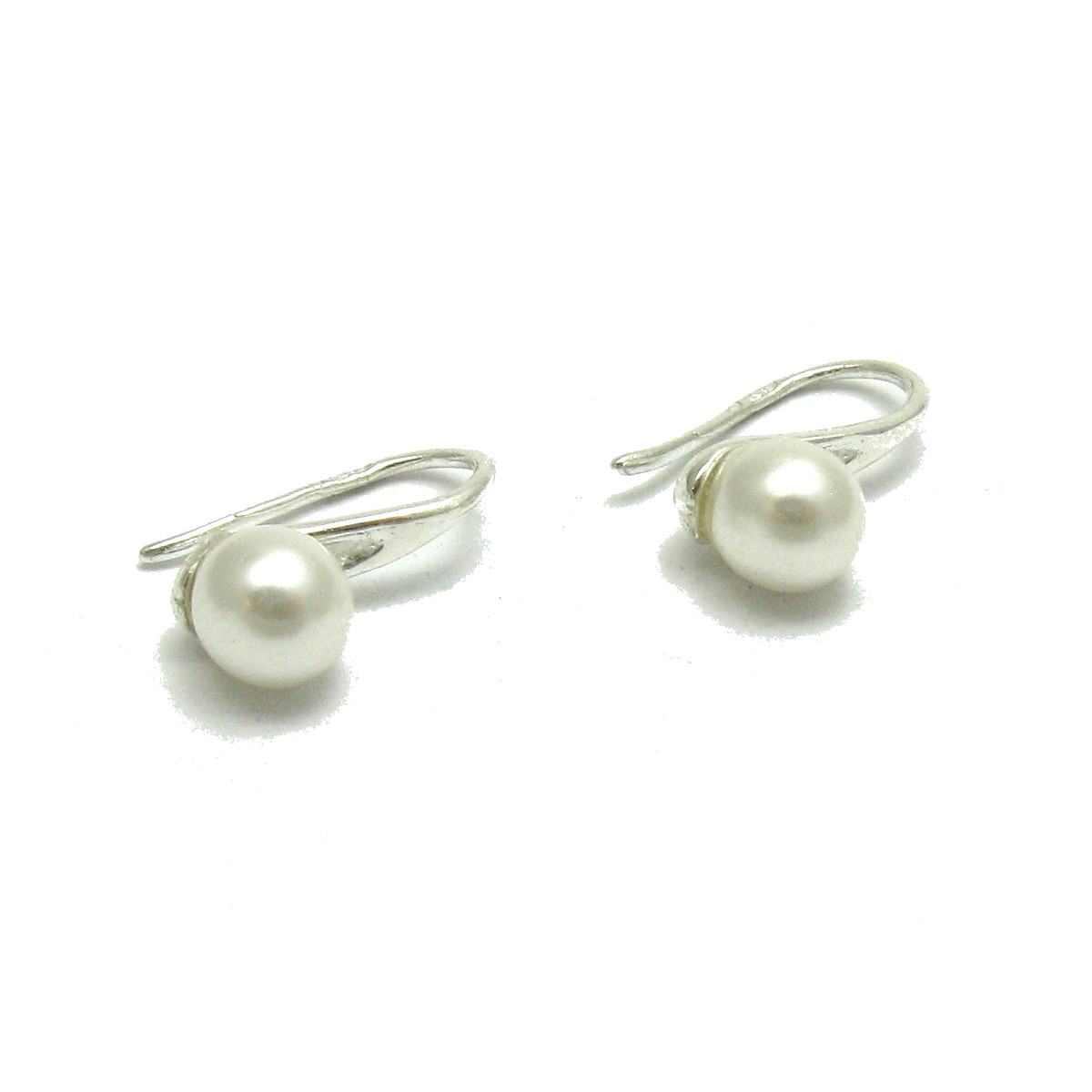 Silver earrings - E000644