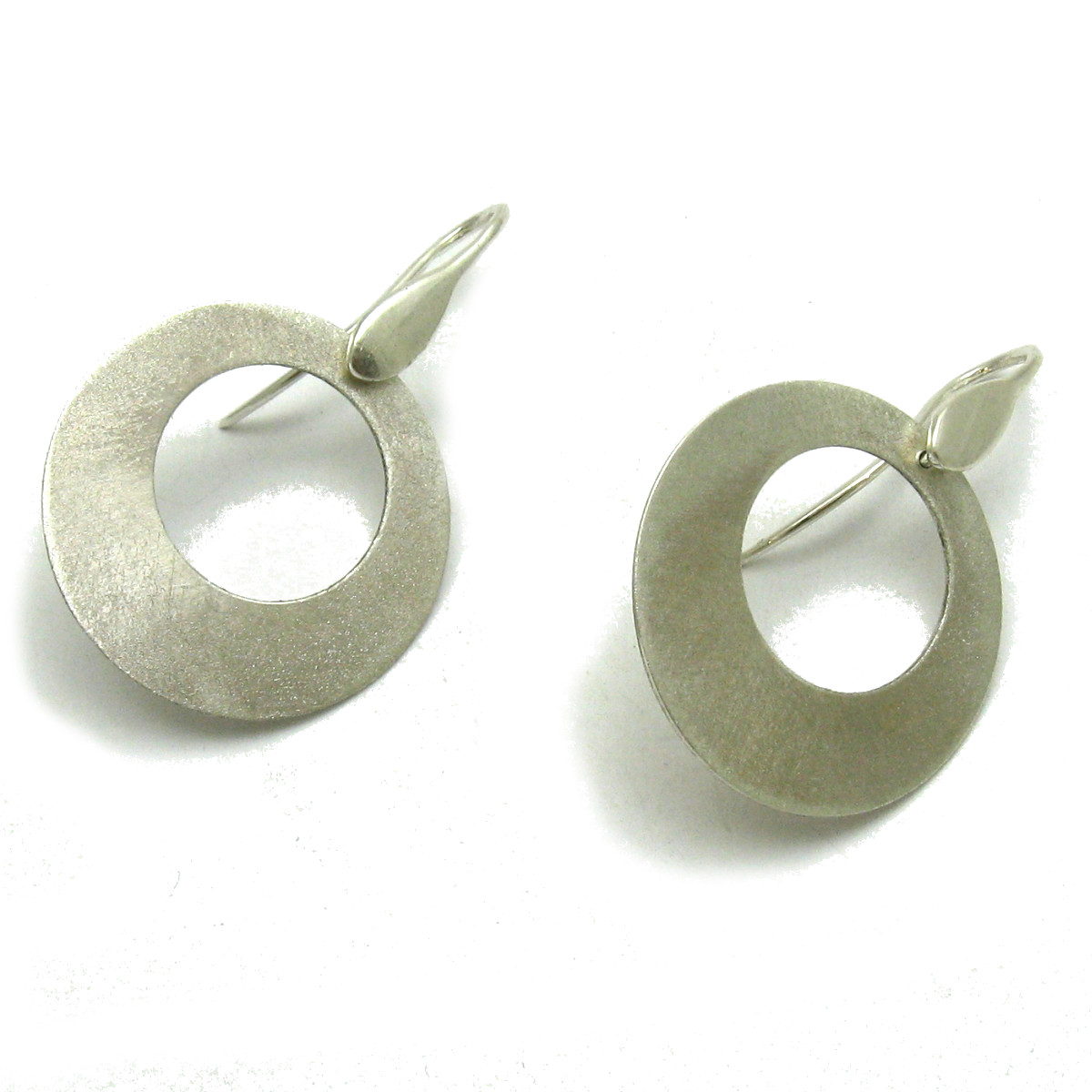 Silver earrings - E000664