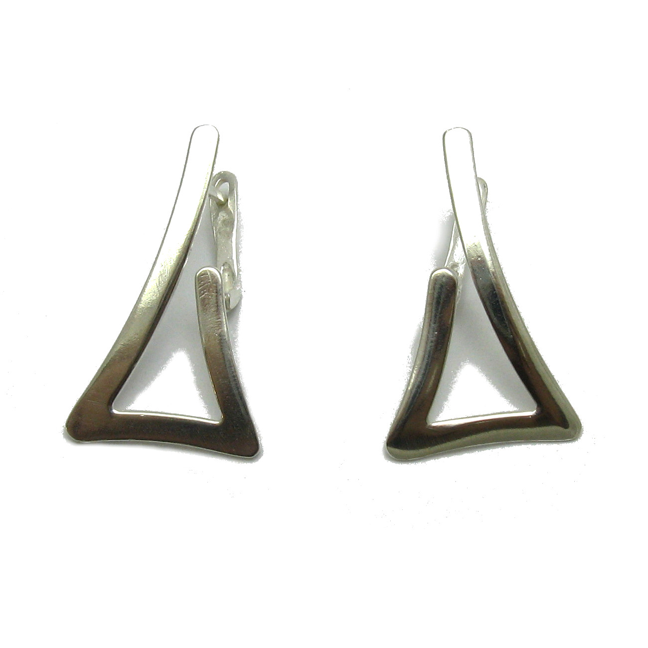 Silver earrings - E000669