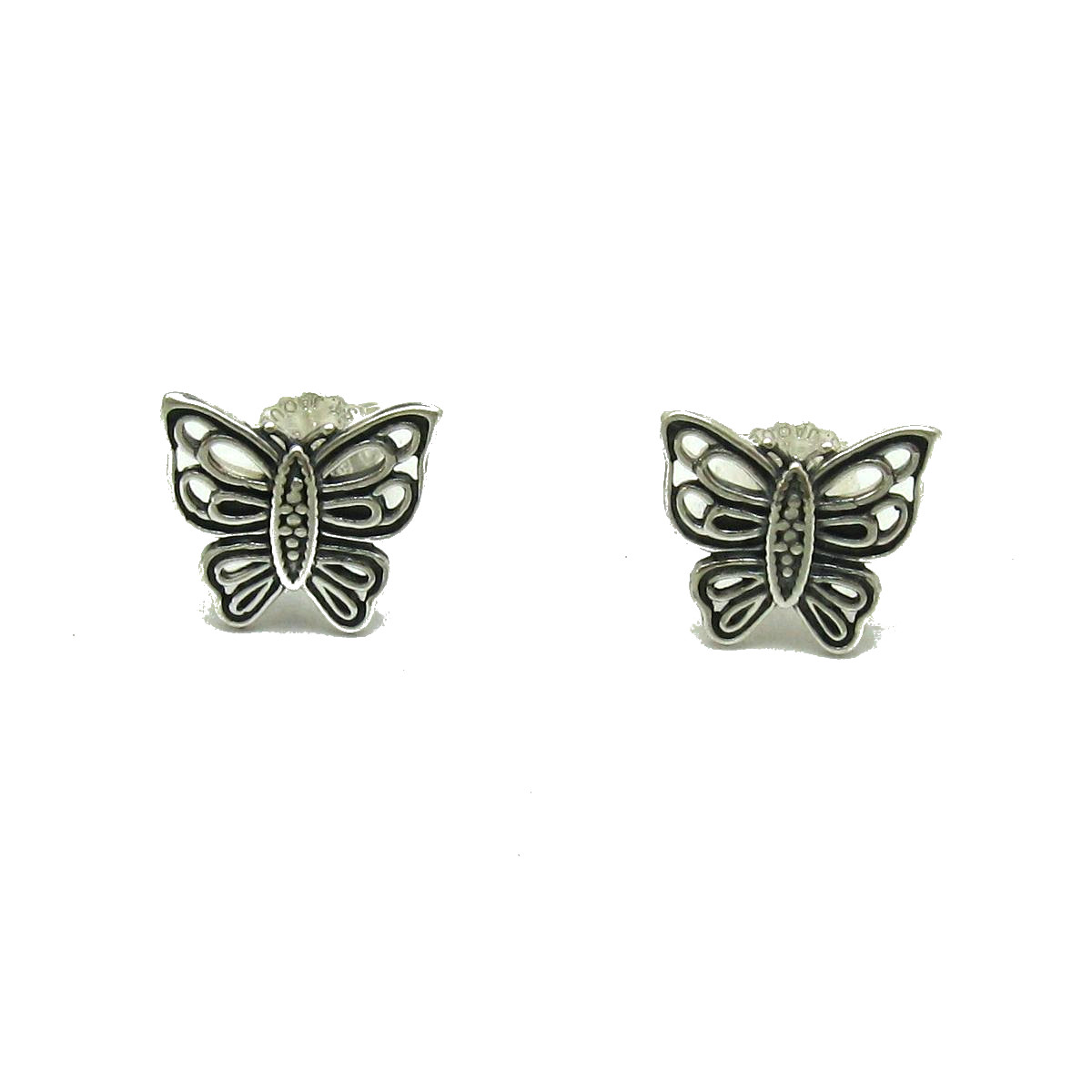 Silver earrings - E000680