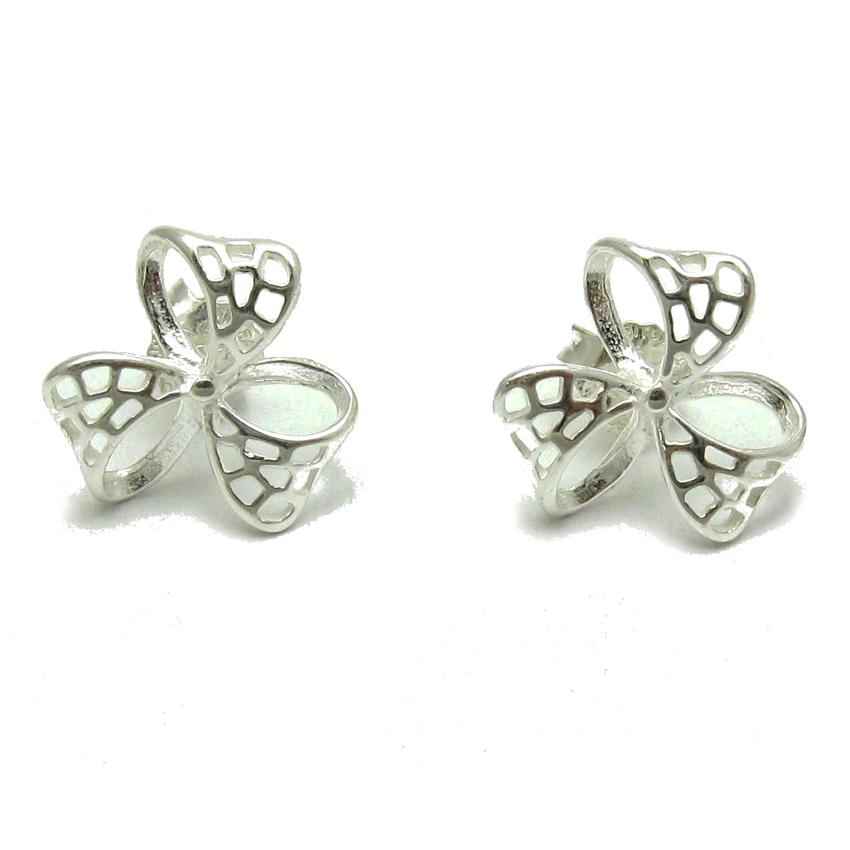 Silver earrings - E000683P