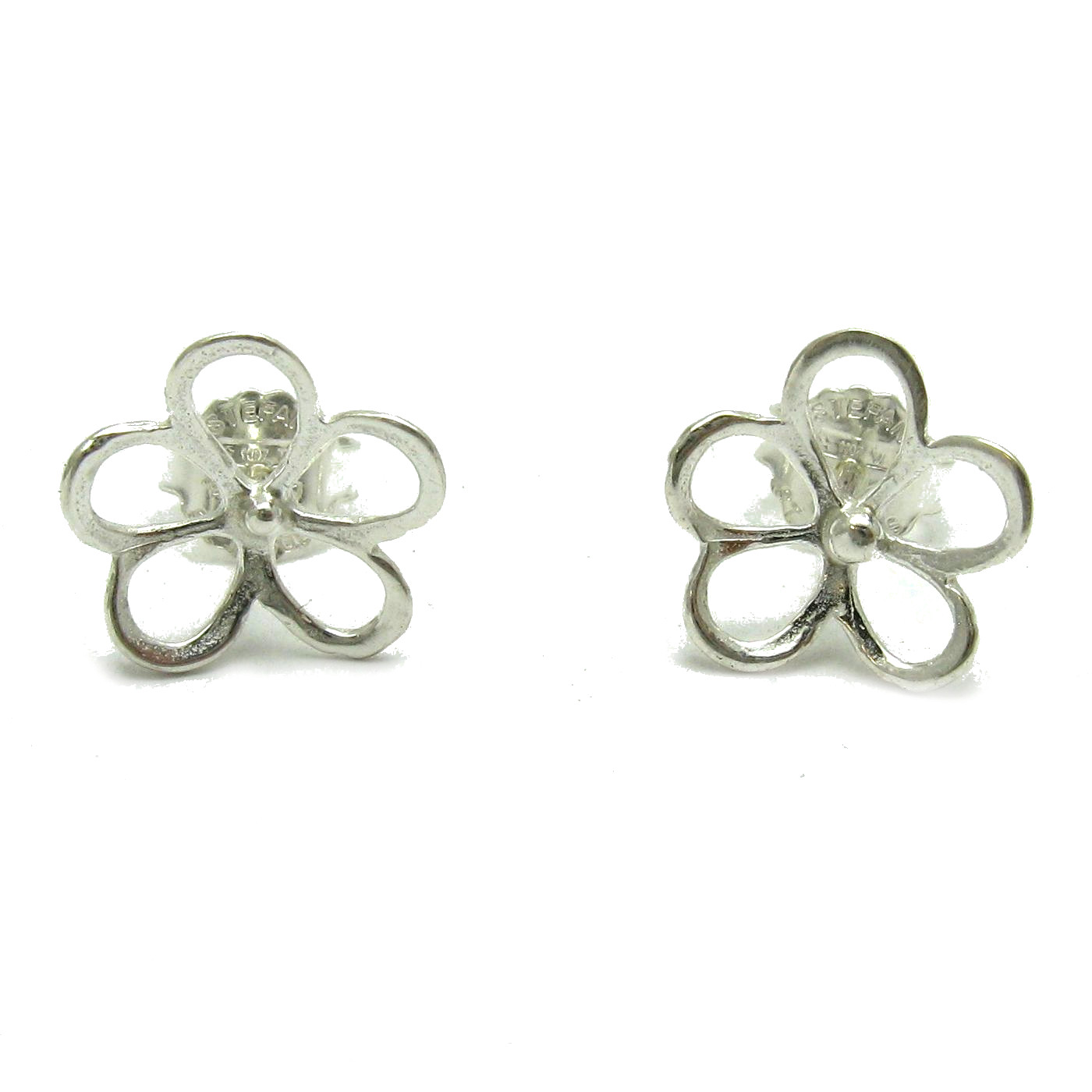 Silver earrings - E000684