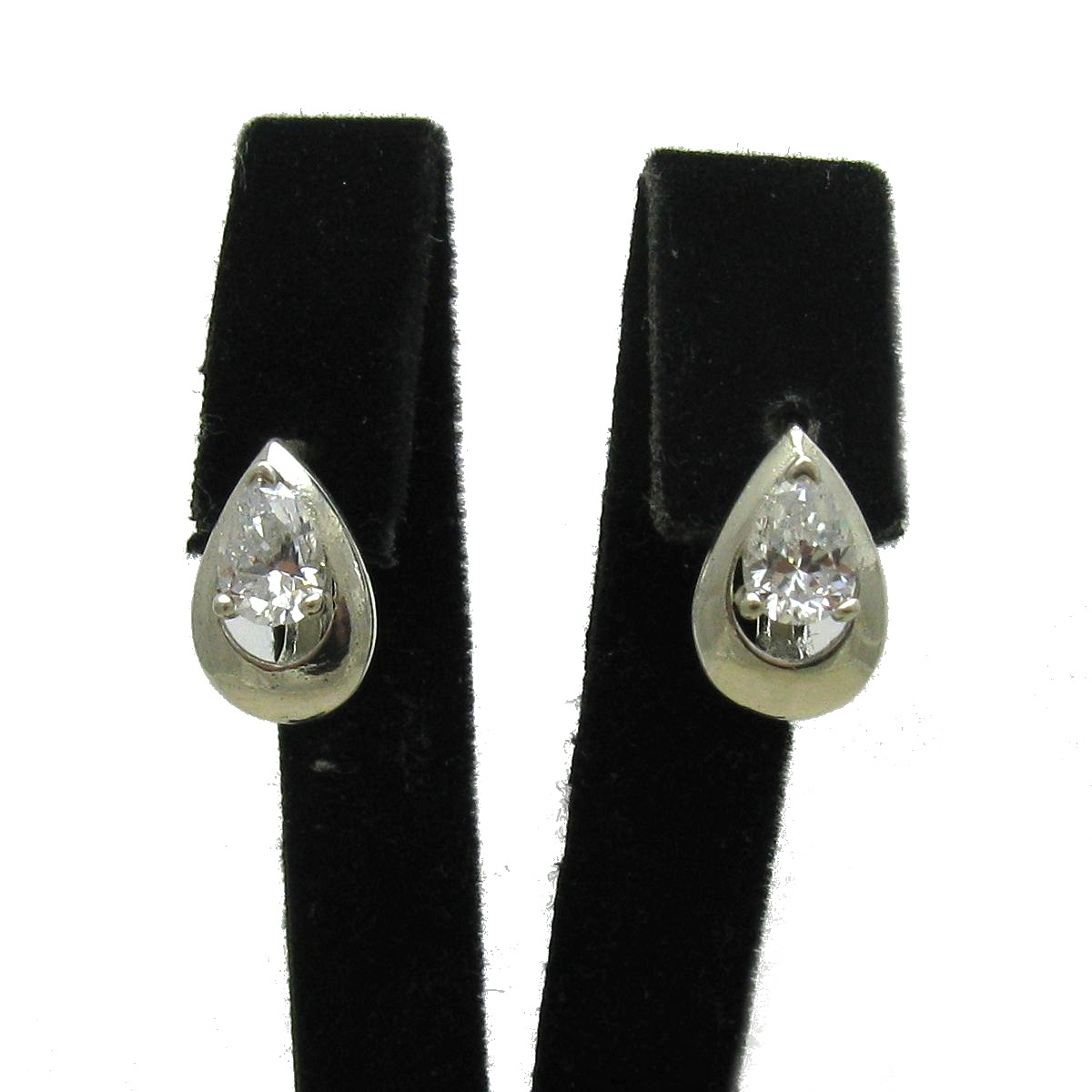 Silver earrings - E000702